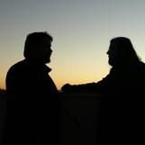 Miguel Ángel Aguilar y Alberto López Aroca