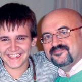 Frutos y Ezequiel Soriano