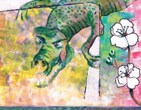 El drac Ocaive